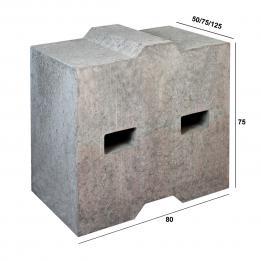 blockwandelemente gestaltungselemente produkte. Black Bedroom Furniture Sets. Home Design Ideas