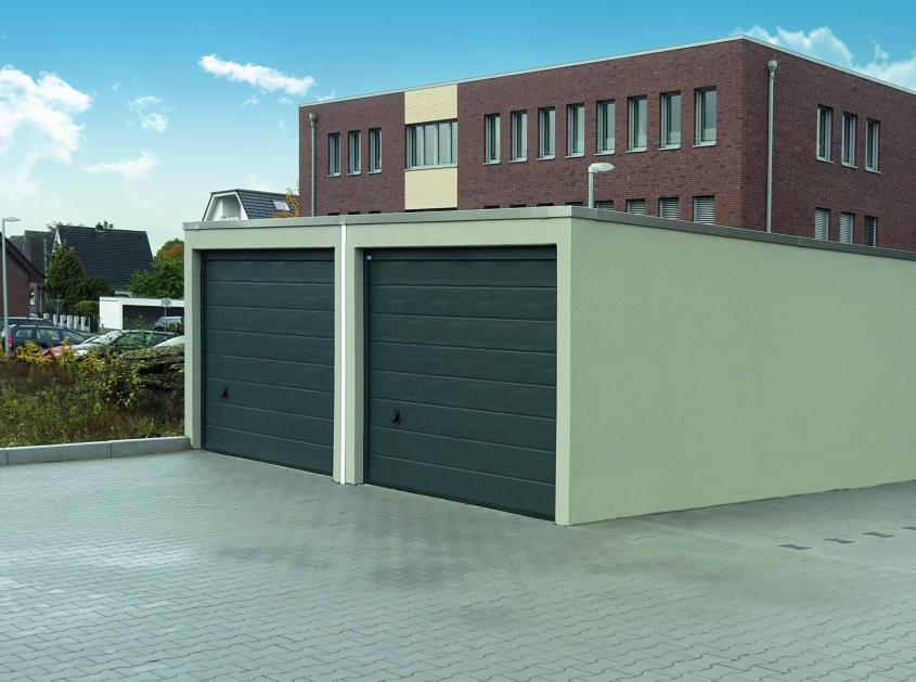 Fertiggarage beton gewicht  Transportbeton, Betonfertigwaren & Garagenbau - Ausführung Premium ...