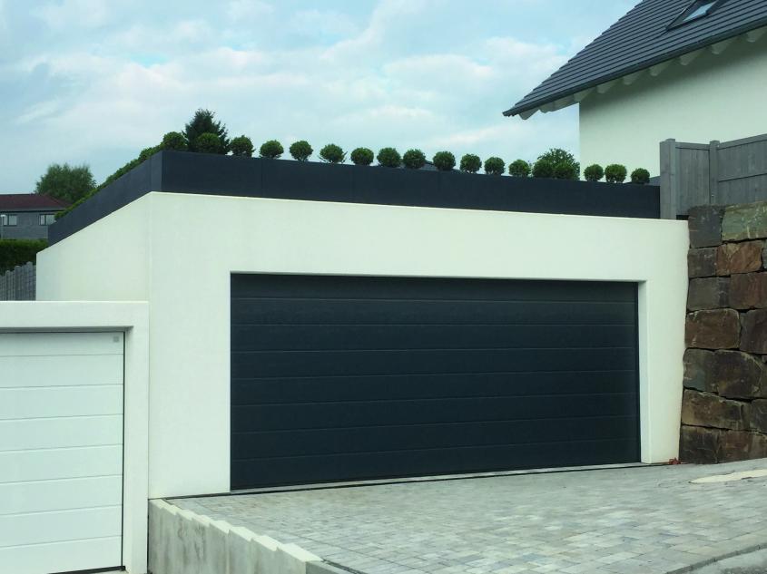 Kosten Garage Isoleren : Transportbeton betonfertigwaren garagenbau systembau
